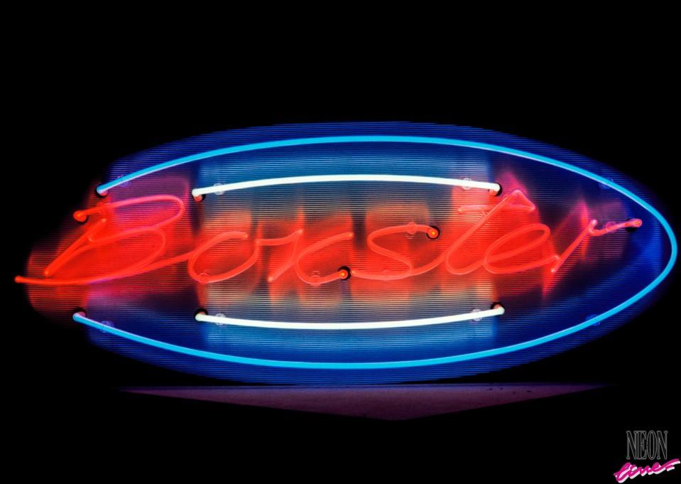 Neonline Werbedesign Gmbh Neon Porsche Boxter